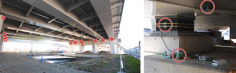 Using 5G communication from vibration sensors used for bridge checks | Making Highways Smart with 5G Technology