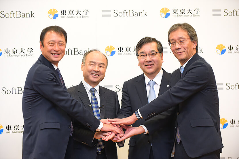Teaming with the University of Tokyo to Create an AI Research and Business Ecosystem in Japan