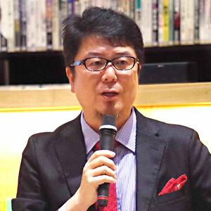 一般社団法人日本デジタルトランスフォーメーション推進協会 代表理事 森戸 裕一(もりと・ゆういち)さん