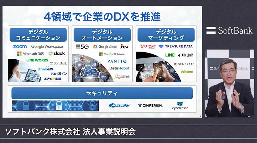 業界特化型のソリューション提案で、企業・社会のDX推進を支援