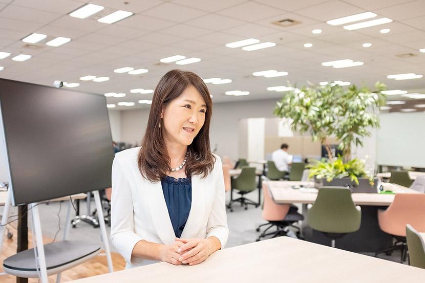 中外製薬 デジタル・IT統轄 志済聡子氏に聞くDX「3つの柱」、AI創薬の現在地は?