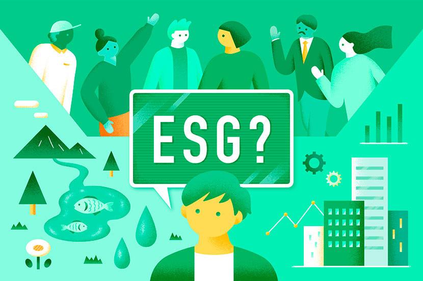 「ESG」とは