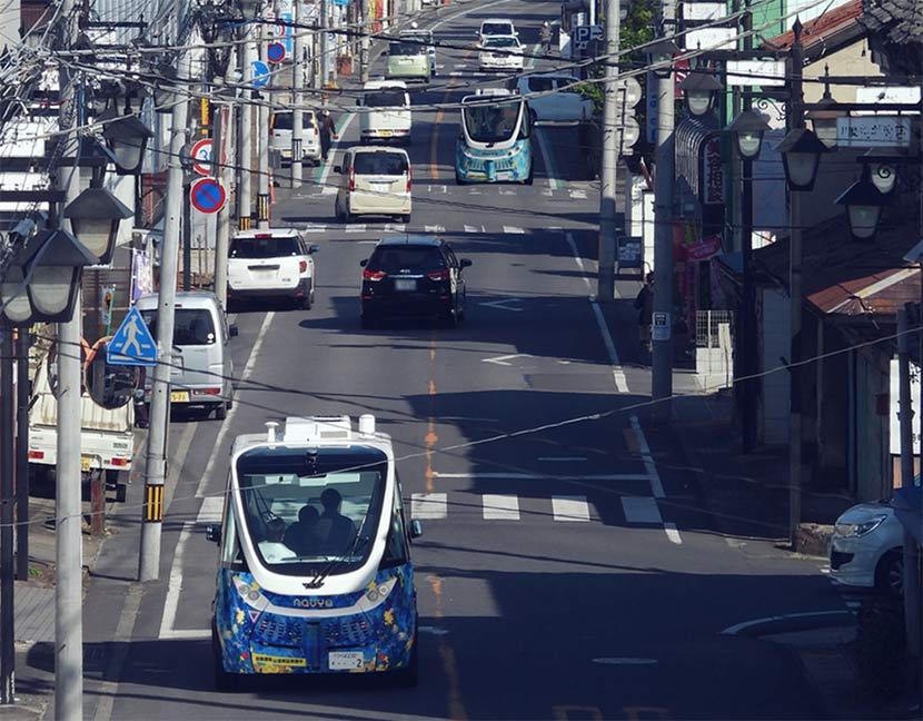 BOLDLY's Autonomous Driving Business Addresses Japan's Challenging Demographics