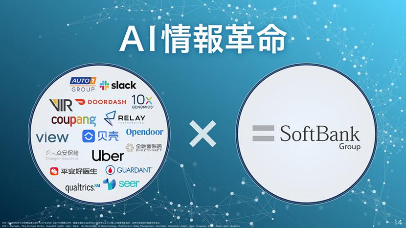 ソフトバンクグループは「情報革命の資本家」