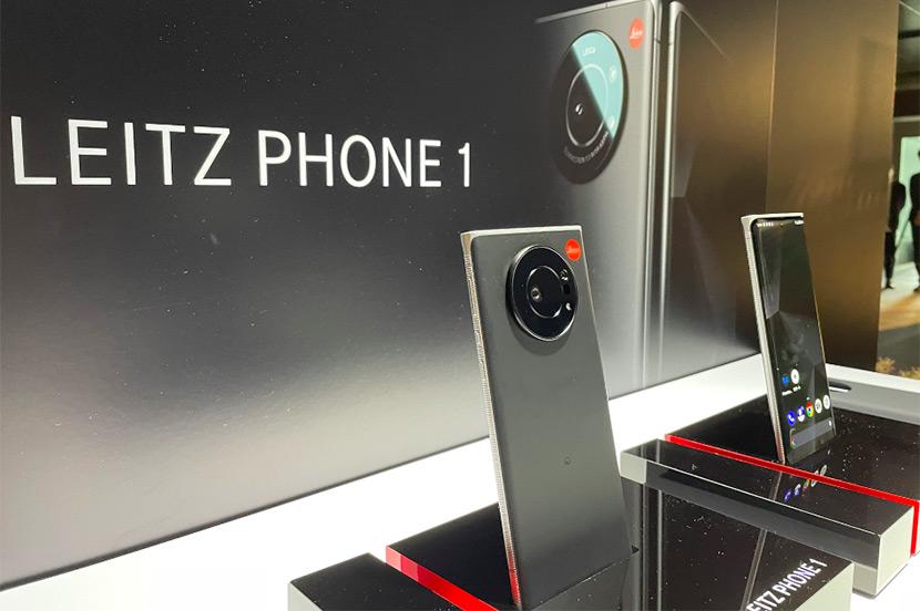 自分の手の中に芸術を作り出す。伝統と革新が融合したライカ初のスマホ「Leitz Phone 1(ライツフォン ワン)」が登場