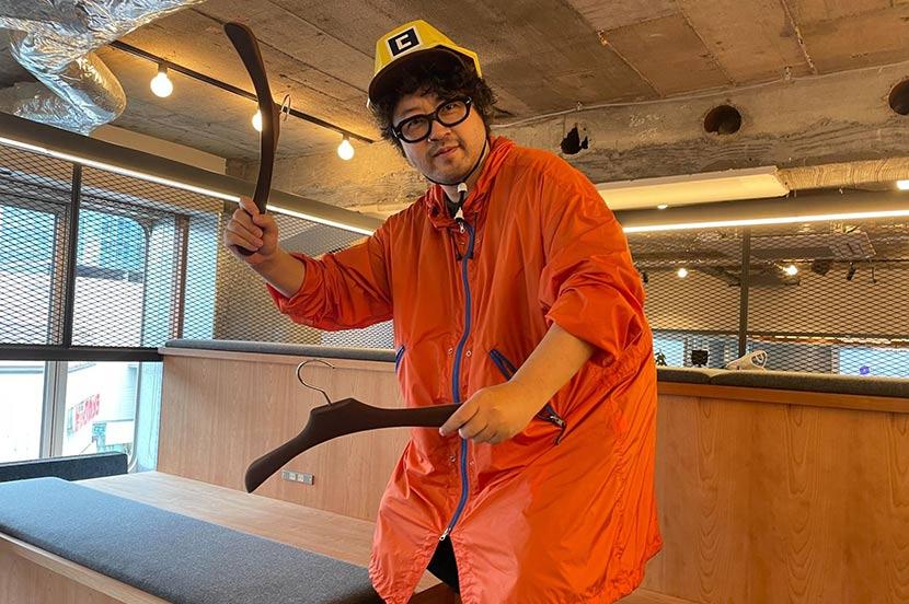 「進撃の巨人」の巨人が都心でラジオ体操!? AR3兄弟 川田十夢さん特別インタビュー