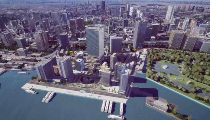 3D都市モデルプロジェクト「PLATEAU」