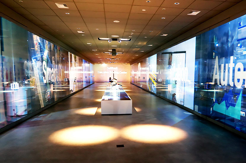 SoftBank's Executive Briefing Center: A Brand New Approach to Marketing Technology