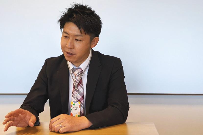 """澤田ポイント③ 1日約3時間使うスマホだから、ちょっと助かる""""スマート""""な機能たち"""