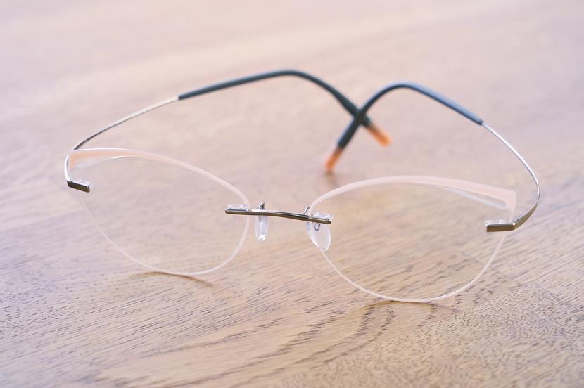 解決法 : 自分の生活に合わせた適正な度数のメガネを