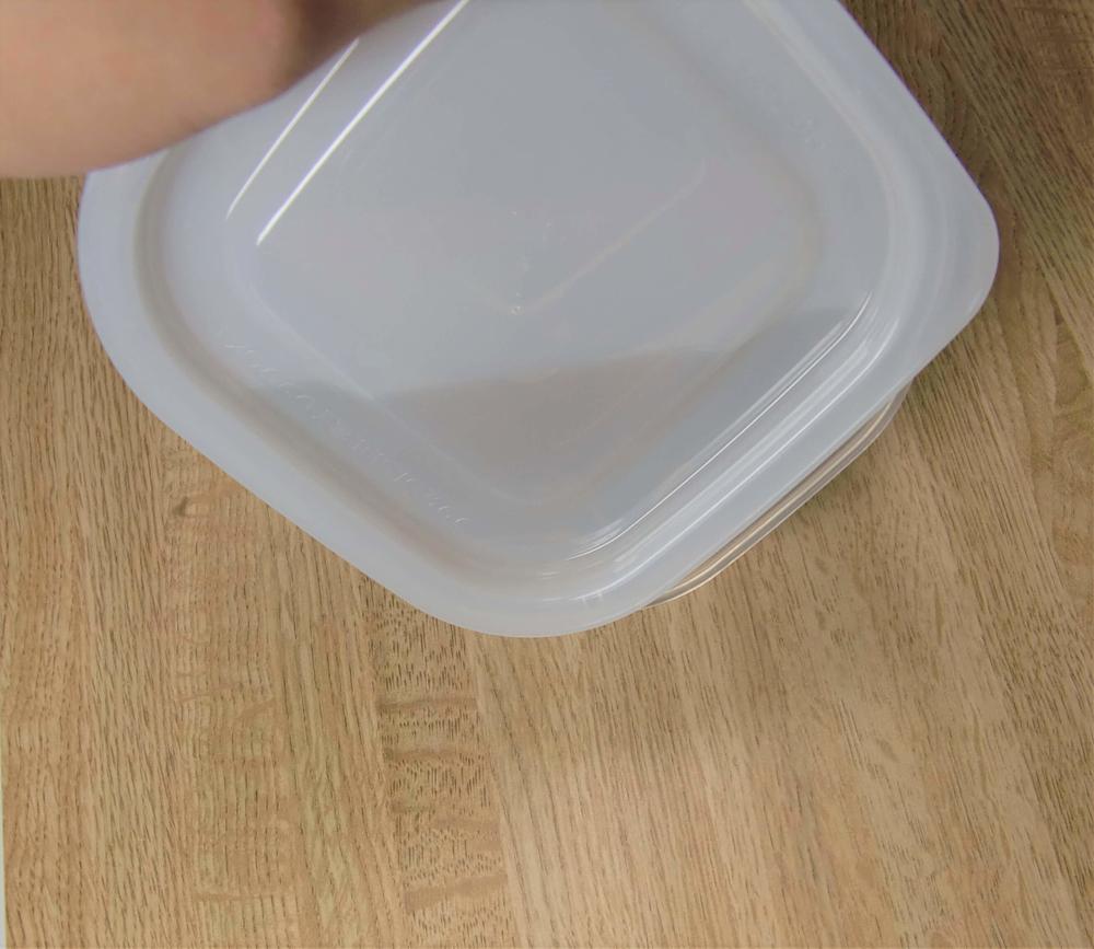 セリア とにかく洗いやすい保存容器