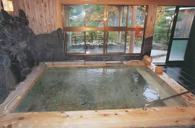 天の川温泉内湯
