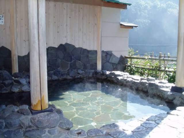 天の川温泉露天風呂