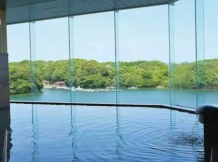 大江戸温泉物語 伊勢志摩の内湯の昼間の画像