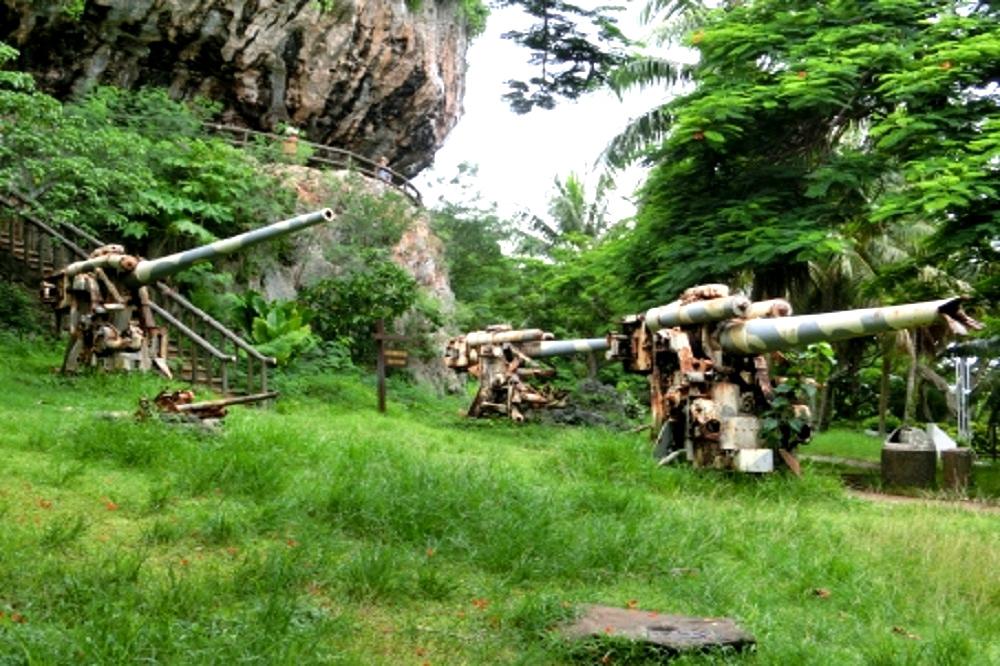 砲台の画像