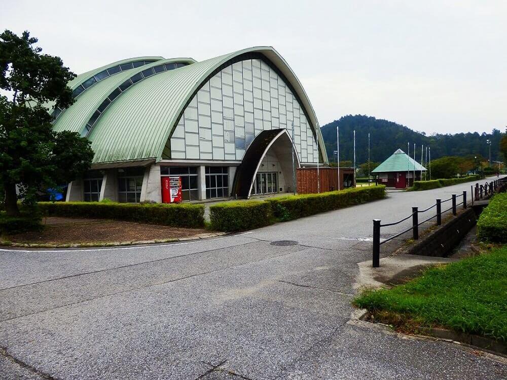 グリーンパーク山東のグリーンドーム