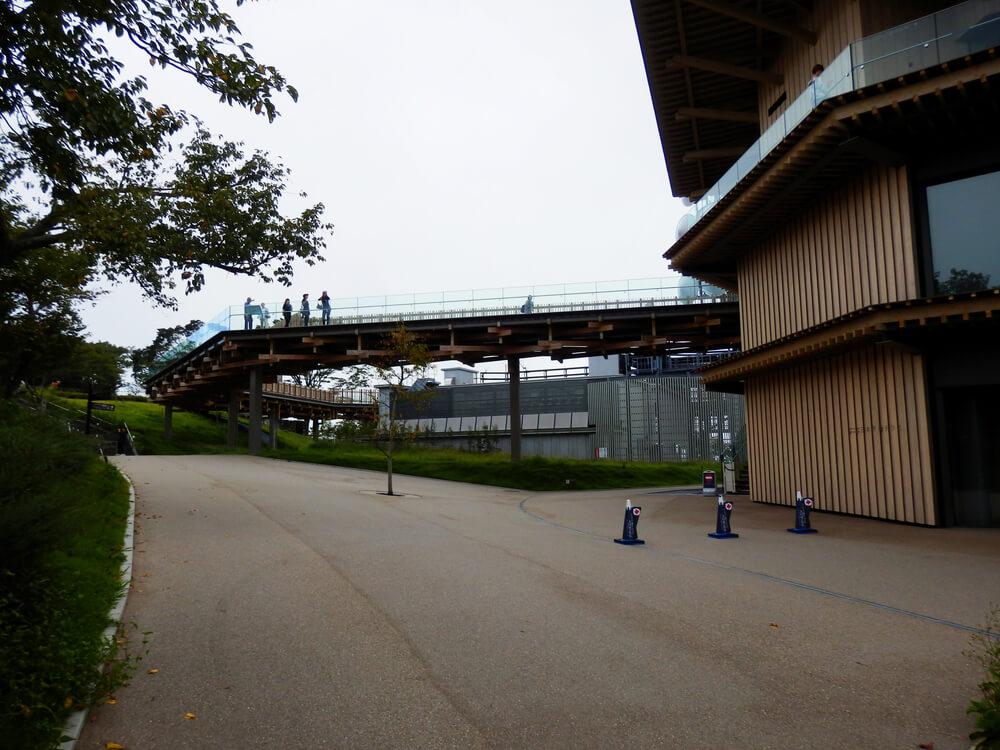日本平夢テラスと展望回廊