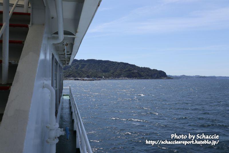 東京湾フェリー-海-昼-1