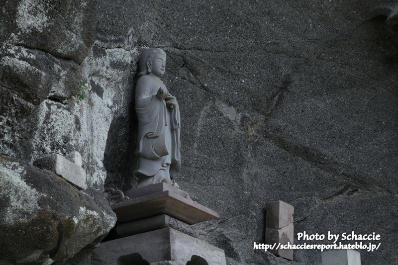 鋸山-聖徳太子像