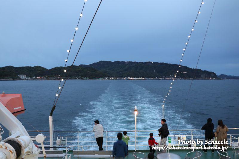 東京湾フェリー-海-夕-3