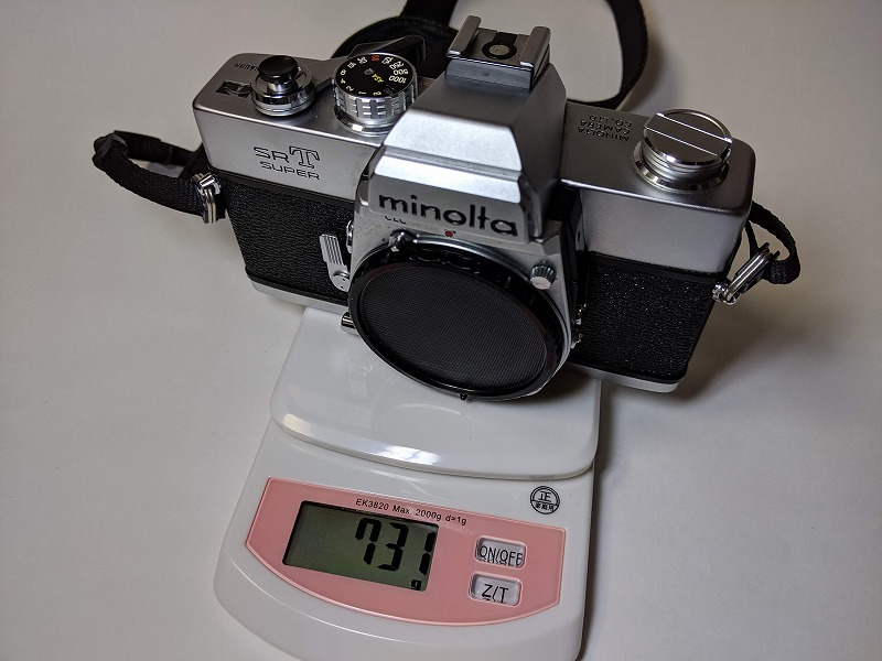 minolta-SRT-Super-weight