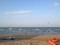 アドリア海。ちょっと暮れてきた