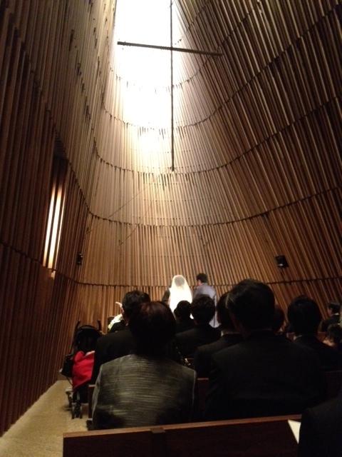 友人結婚式(・∀・)