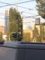 ミラノのビル