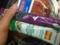 駅売店でサラダ買ったらバルサミコとオリーブオイルついてきた