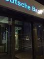 ドイツ銀行さんはbancomat24時間