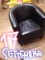 本屋の椅子