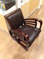 つい居ちゃう椅子@本屋