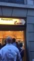 ミラネーゼにすすめられたパンツェロッティ屋さんルイーニ