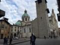 コモの街の大聖堂(duomo)