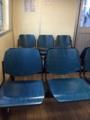 イタリアは飛行機以外電車とかだいたい椅子かたい