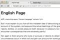 Google Chrome の翻訳機能を無効にする