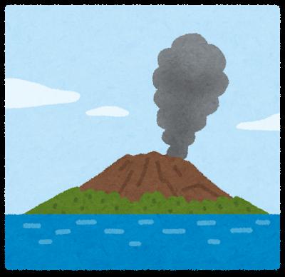 火砕流、火山泥流