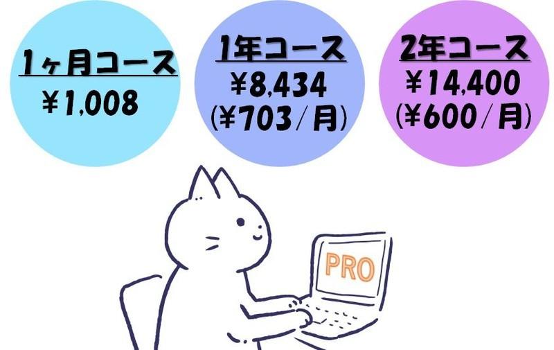 はてなブログProのコース