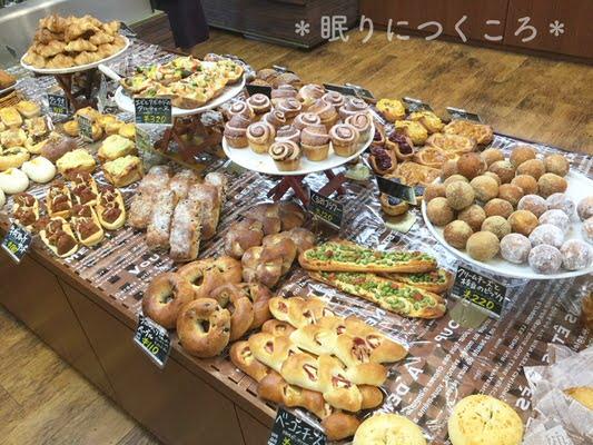 沖縄市マルコポーロは豊富な種類のパンがいっぱい