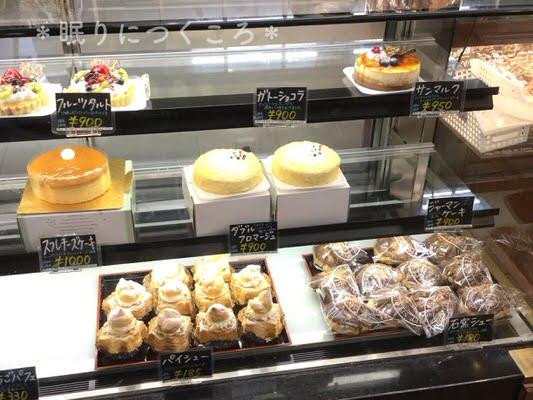 沖縄市マルコポーロのケーキ
