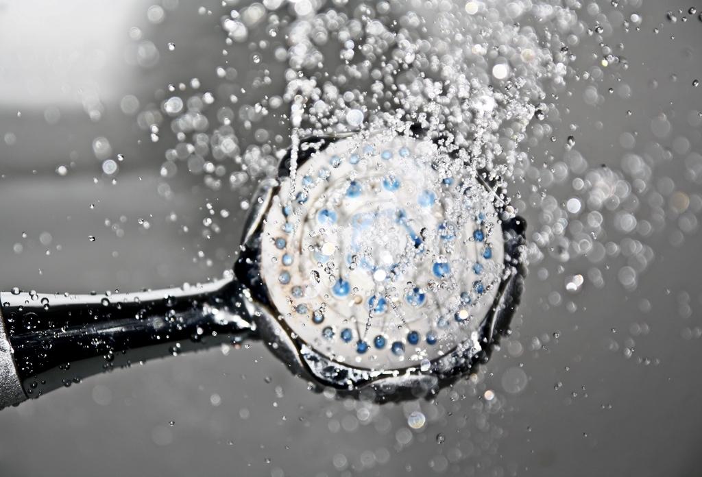 塩素除去シャワーヘッド