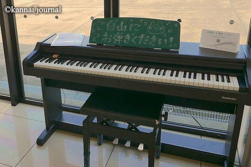 関内:BMIストリートピアノ(カトレアプラザ)