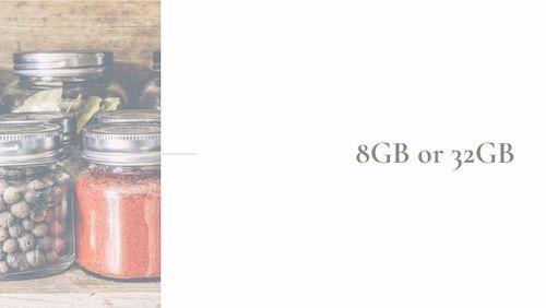 Kindle Paperwhite 8GBか32GB