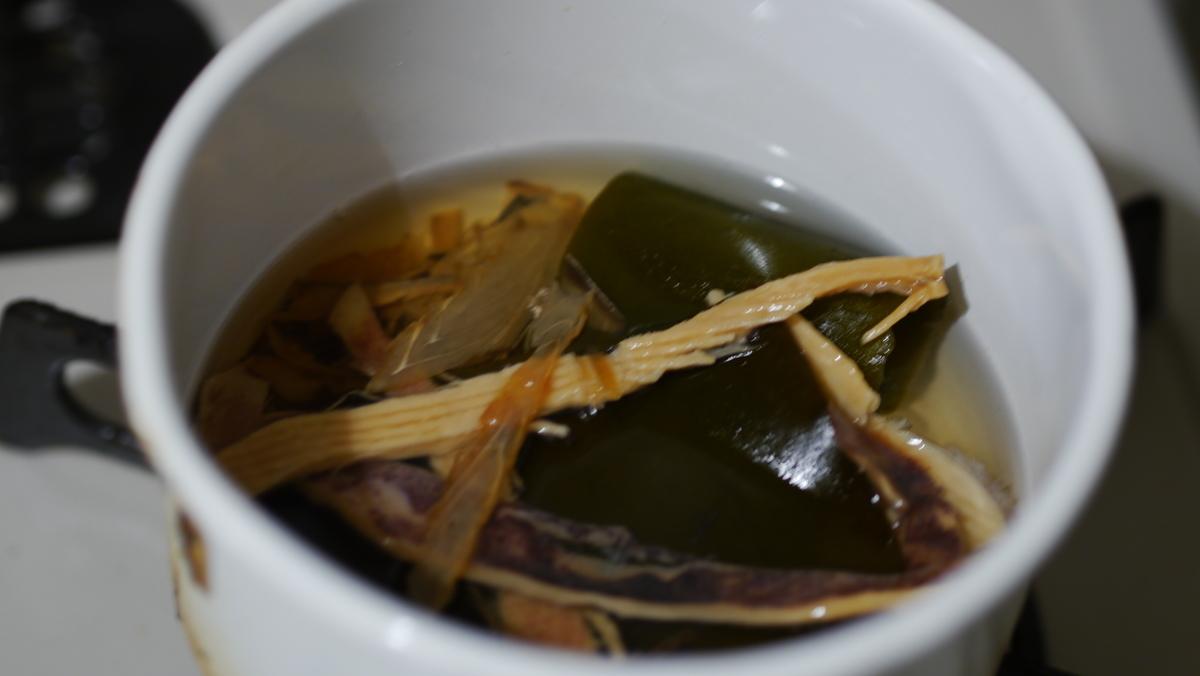 辛いものが苦手な人がラー油から担々麺を作ったの画像