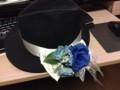 Hand Made HIRO 帽子飾り