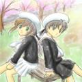 小狼&桜(CCさくら)