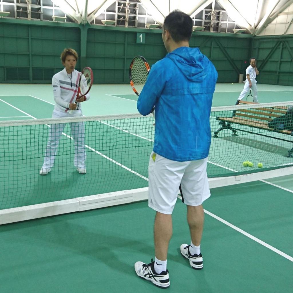 【ユーザーボイス】スマートテニスセンサーを担当するスタッフIが体当たりレポート