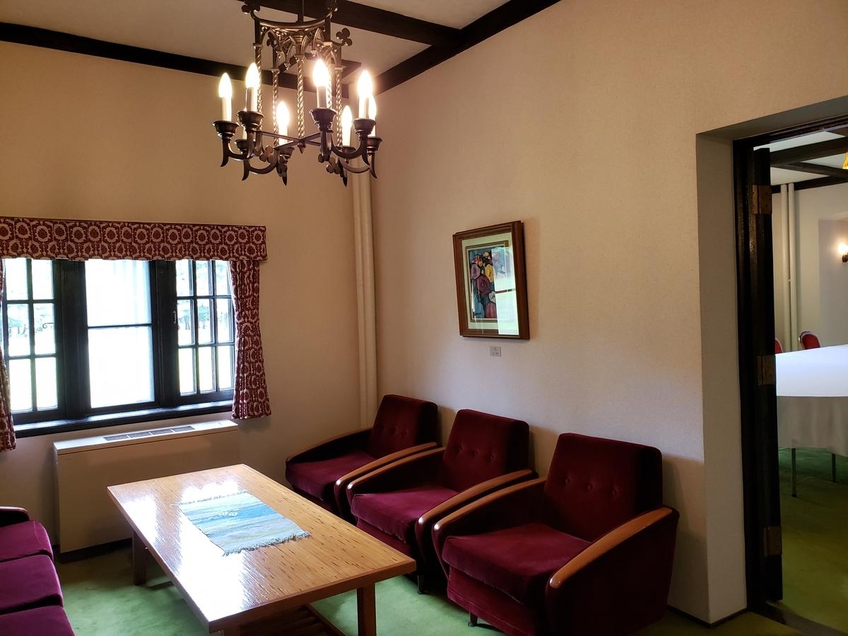 知事公館控室