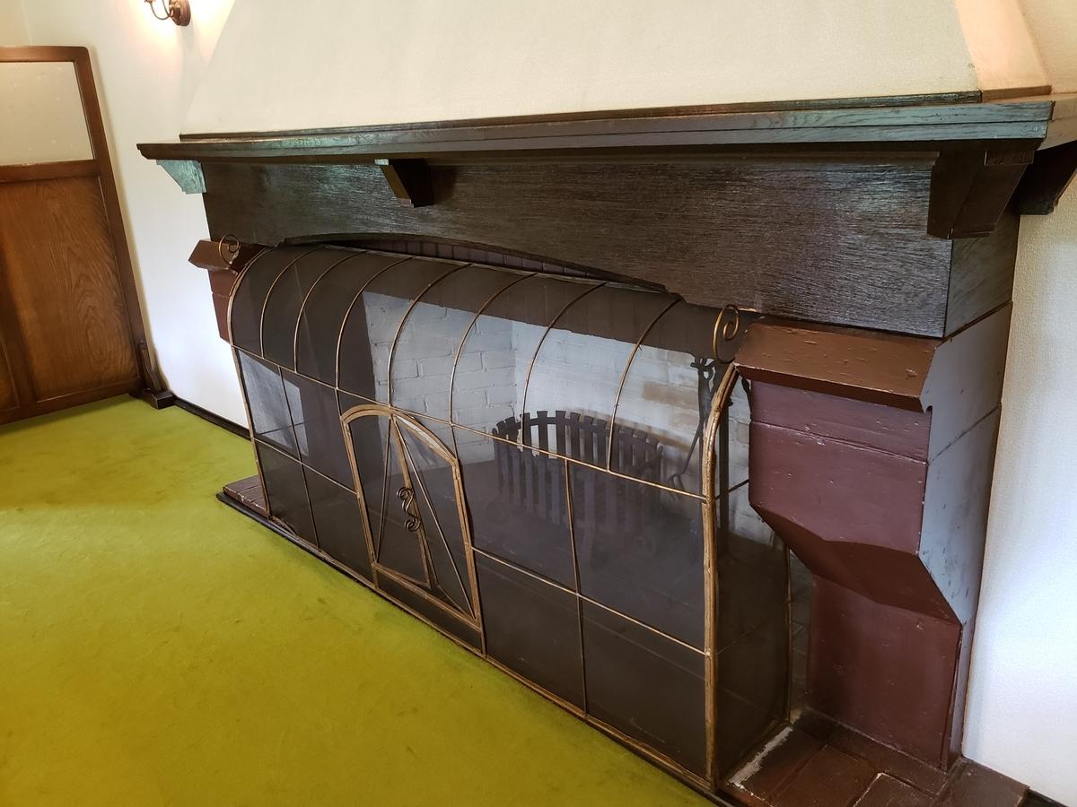 知事公館暖炉