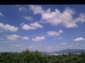 [twitter] 夏の雲 夏の空